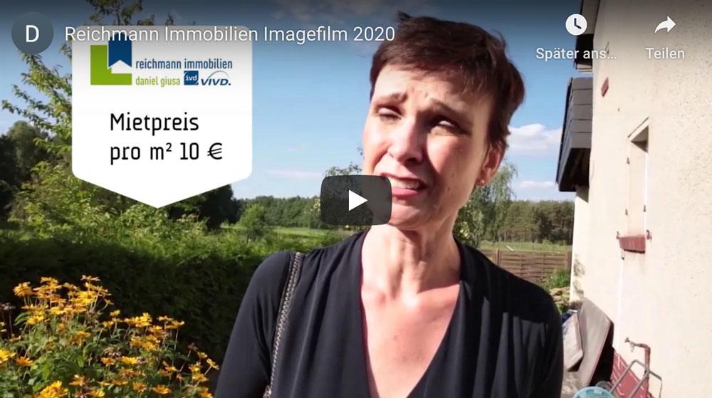 Imagefilm Reichmann Immobilien